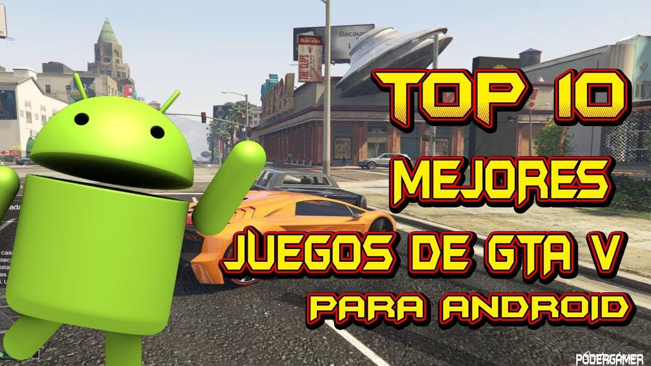 Top 10 Mejores Juegos Mundo Abierto Parecido A Gta V Para Android
