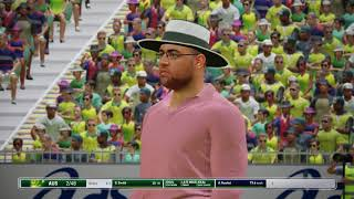 Ashes Cricket PC Gameplay 1