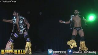 WPW - BRAWL AT THE HALL - The Bollywood Boyz vs. Cougar Meat