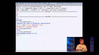 Guido Van Rossum - Keynote 05 - PyCon 2014