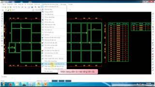 [Rdcad] Kết nối RDcad với Sap 2000 + RDM + G8, Eta, Escon, Acitt