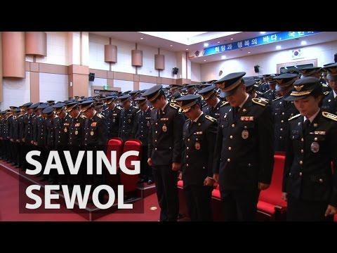 Saving Sewol |
