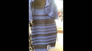 Di che colore è il vestito?