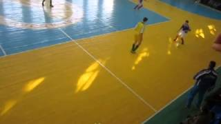 Финт - футзал мини-футбол futsal skills goal tricks