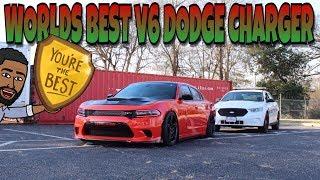 WORLDS BEST V6 DODGE CHARGER
