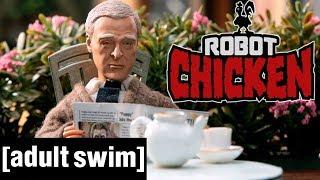 The Dark Knight wartet |Robot Chicken | Adult Swim De