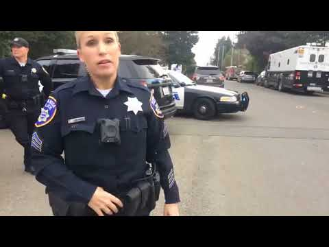 Police respond to reports of armed man in Santa Rosa, Part 4