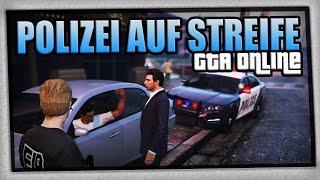 GTA 5 Online | POLIZEI AUF STREIFE | PC | Deutsch