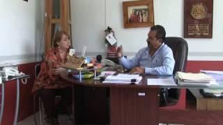 ULTIMA ENTREVISTA CON EL PROFESOR CLAUDIO SALAS GARCIA COMO PRESIDENTE DE JACALA DE LEDEZMA HIDALGO.