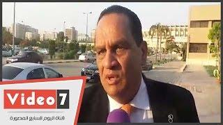 أحمد ناصر خلال عمومية اللجنة الأولمبية : يوم تاريخى ومؤلم للرياضة المصرية