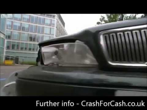 BBC Panarama Crash for Cash Explained