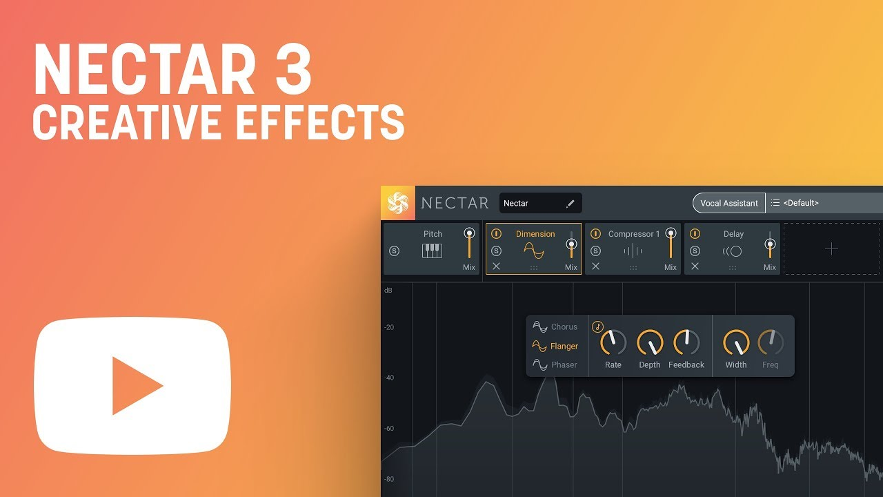 Nectar 3 vocals in the mix | iZotope Nectar 3 Vocal Suite Software
