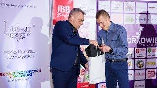 Sportowiec Roku 2017. Wyróżnienie dla Przemysława Dąbrowskiego