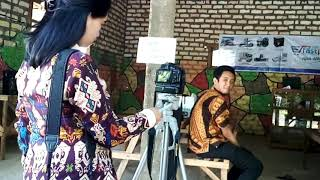 Behind the scene 8