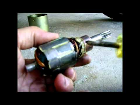 gy6-150cc-starter-removal-repair(new-brushes/custom-oil-seal)