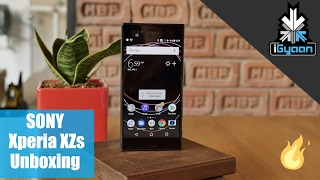Sony XPERIA XZs Unboxing and First Look