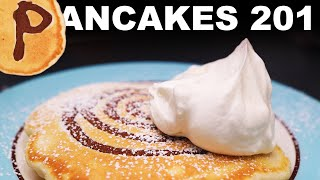Pancakes 201: Extra-fluffy, berry, chocolate and swirl recipes