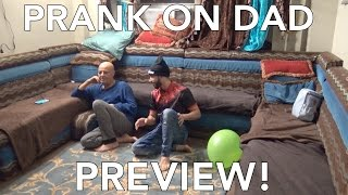 PREVIEW OF PRANK ON DAD & NYC MEET&GREET!!!