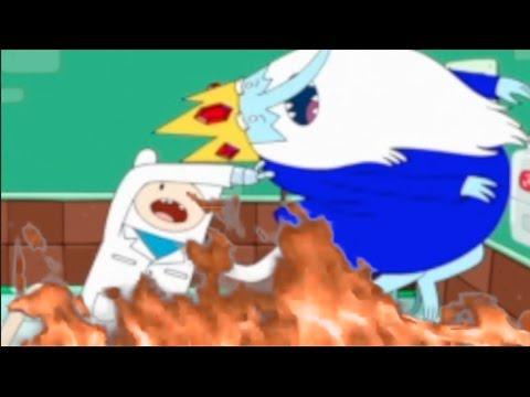 Adventure Time Season 8 Episodes 1-3 [Blind Reaction]