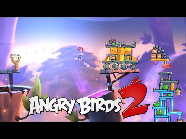 Angry Birds 2 u2013 Gameplay Teaser 2