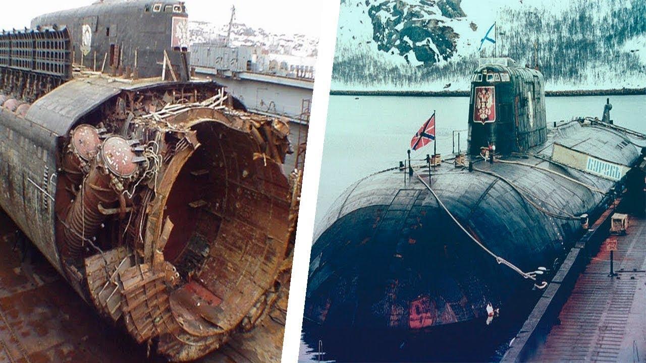 Подводная лодка курск фото после поднятия