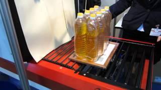 видео термоусадочные аппараты