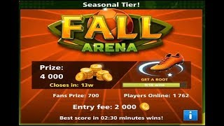 SOCCER STARS: FALL ARENA (Seasonal Category ) By Master Edel    Part 1