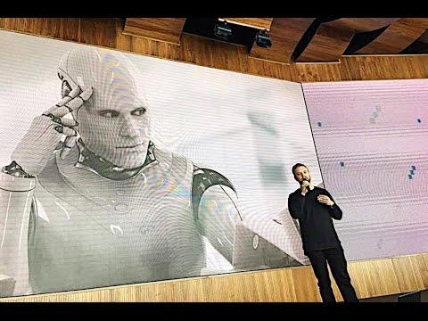 Inspirational Speaker Timo Kiuru on the Future of Events
