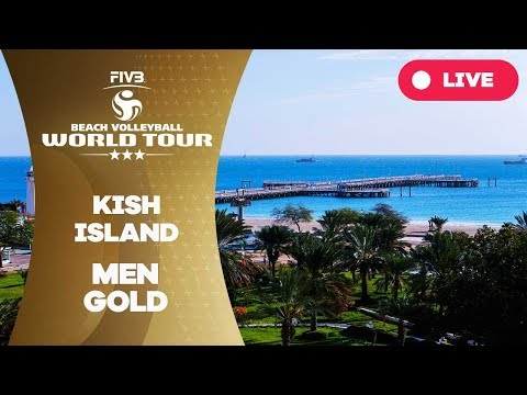 Kish Island 3-Star 2018 - Men gold - Beach Volleyball World Tour