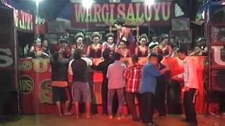 Baju Loreng - Jaipongan Uding Gezos Subang
