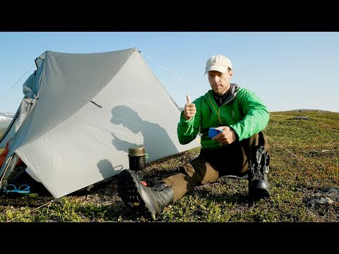 hiking-ultralight---my-gear,-clothes-and-food