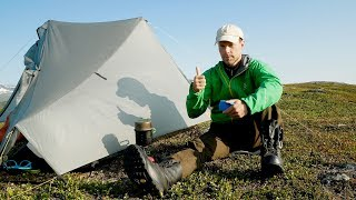 Hiking Ultralight - My Gear, Clothes and Food