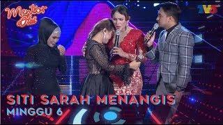Siti Sarah & Protege menangis selepas komen Edry
