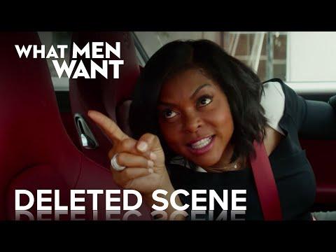 WHAT MEN WANT | Taraji | Official Deleted Scene