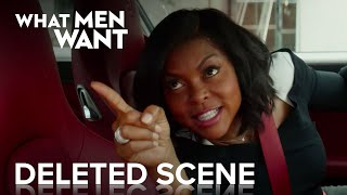 WHAT MEN WANT | Taraji | Official Deleted Scene
