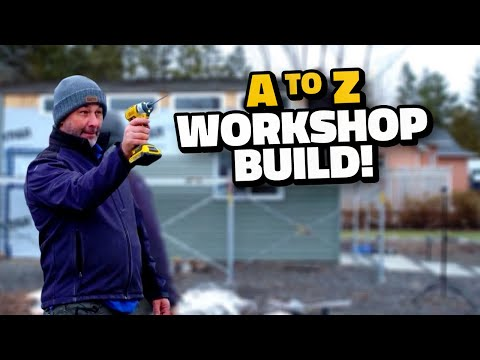 how-to-build-a-workshop-a-to-z