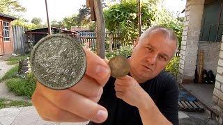видео коп монет с мд