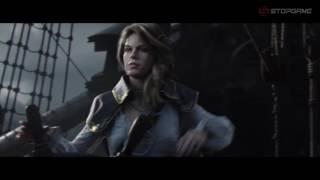 Трейлер Skull & Bones — Кинематографический трейлер. [КЕE3]