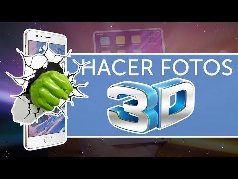 Con Esta App Podrás Hacer FOTOS 3D En Tu Android 2017
