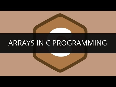 Understanding Arrays in C Programming | Edureka
