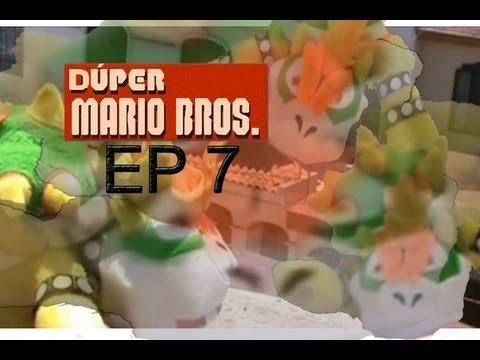 Dúper Mario Bros - Episodio 7