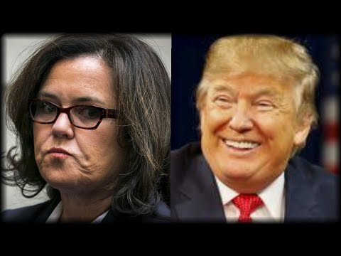 Trump is CELEBRATING After Rosie O'Donnell Gets News That She is Facing PRISON Time