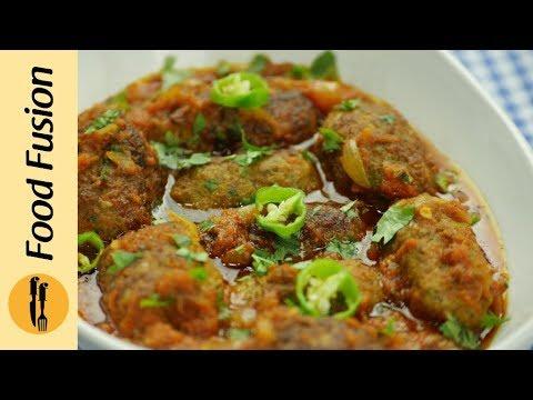 Kabab Karahi Recipe By Food Fusion