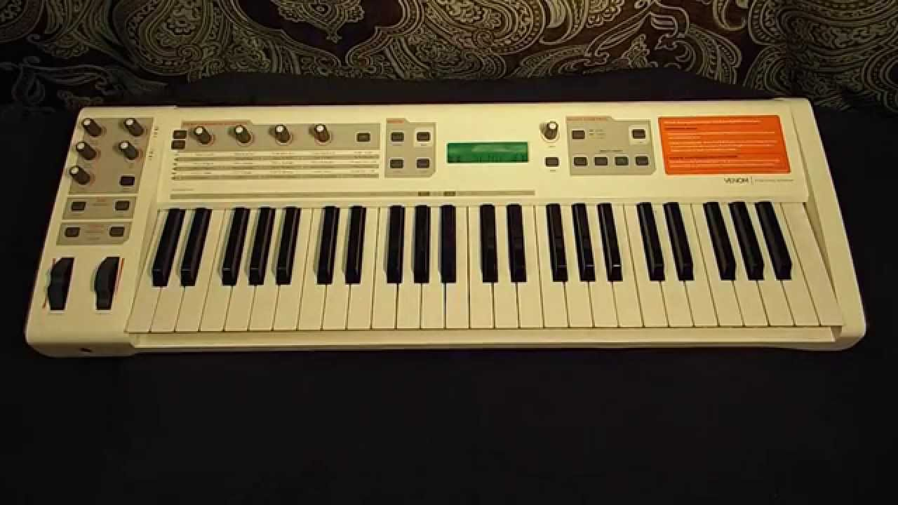 m audio venom synthesizer factory demo song youtube rh youtube com m audio venom manuel m audio venom manuel