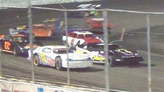 Petaluma Speedway Super Stock Feature