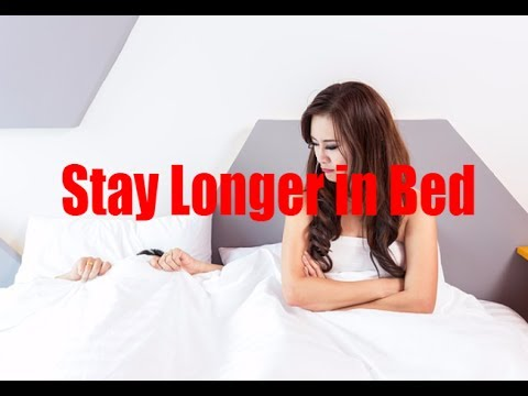 How To Stay Longer In Sex