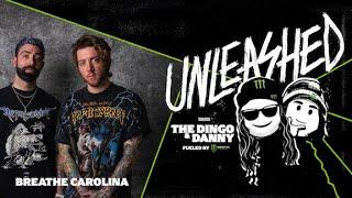 Breathe Carolina, Certified Gold Recording Artists – UNLEASHED Podcast E108