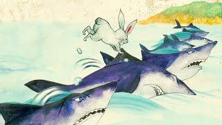 【絵本】 因幡の白兎 (いなばのしろうさぎ)【読み聞かせ】日本昔ばなし
