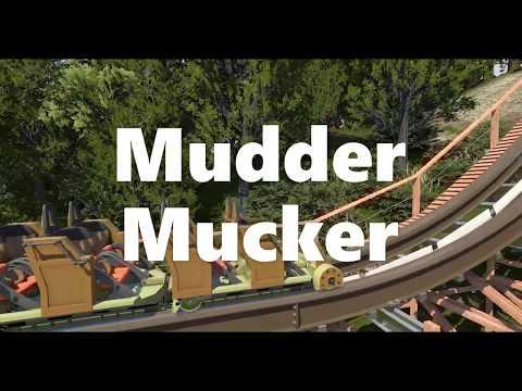 Mudder Mucker : Nolimits 2 RMC Terrain Coaster
