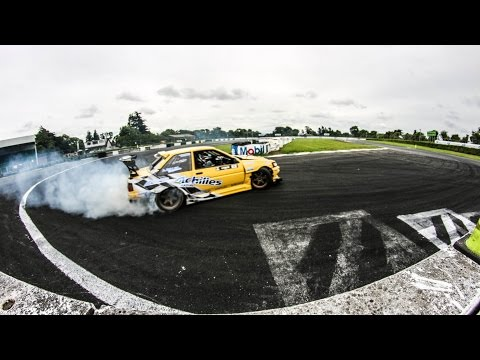 IRISH DRIFT CHAMPIONSHIP VLOG1!! IDC V DRIFT ALLSTARS Part 1